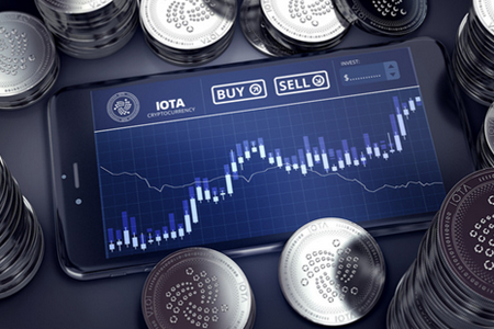 IOTA - биржа