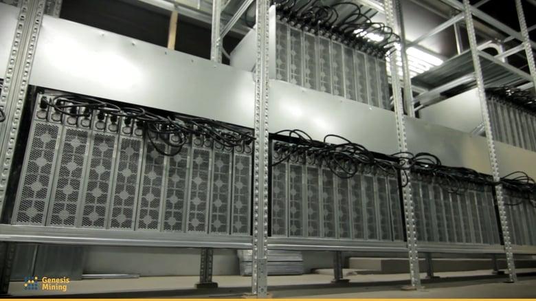 Genesis Mining оборудование